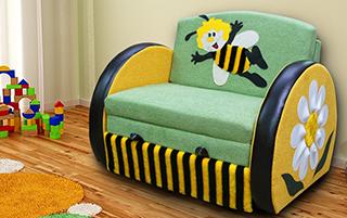 «ЛюксПолимер» изготовит на заказ поролон для производства детской мягкой мебели